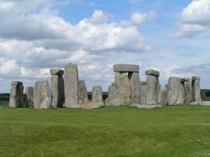 Monumento de Stonehenge, en Salisbury (Inglaterra). 2200 a.C.