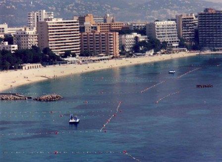Balizamiento de playas