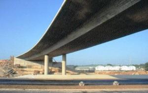 Paso superior Liria (Valencia)