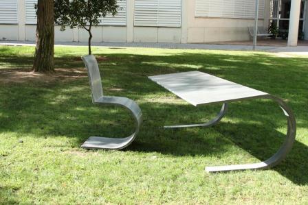 Mesa silla