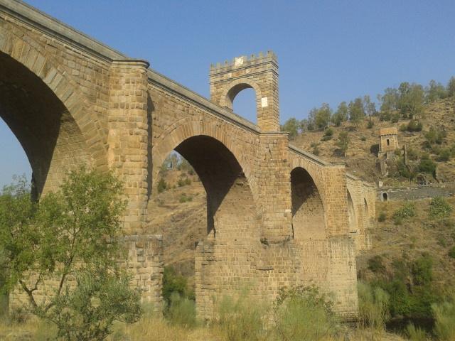 Puente de Alcántara, icono y foco de peregrinación para los ingenieros civiles