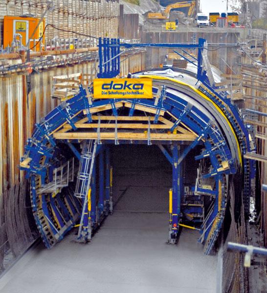 Carro túnel