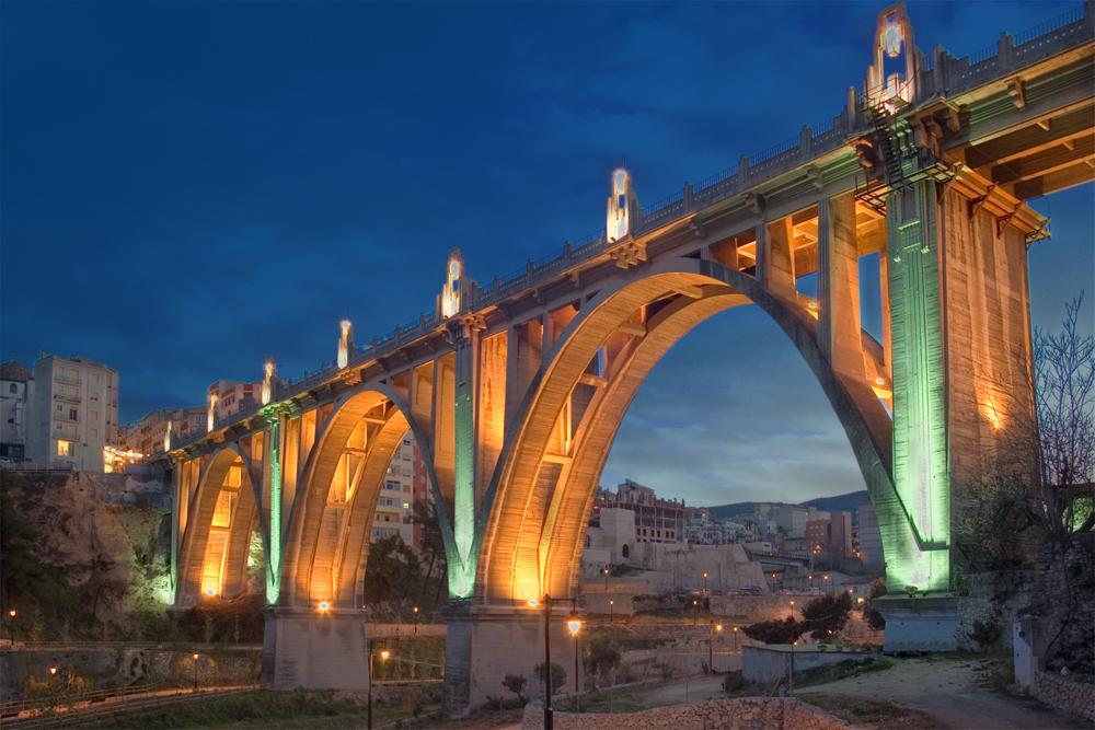 Pont de Sant Jordi, Alcoi (Alacant)